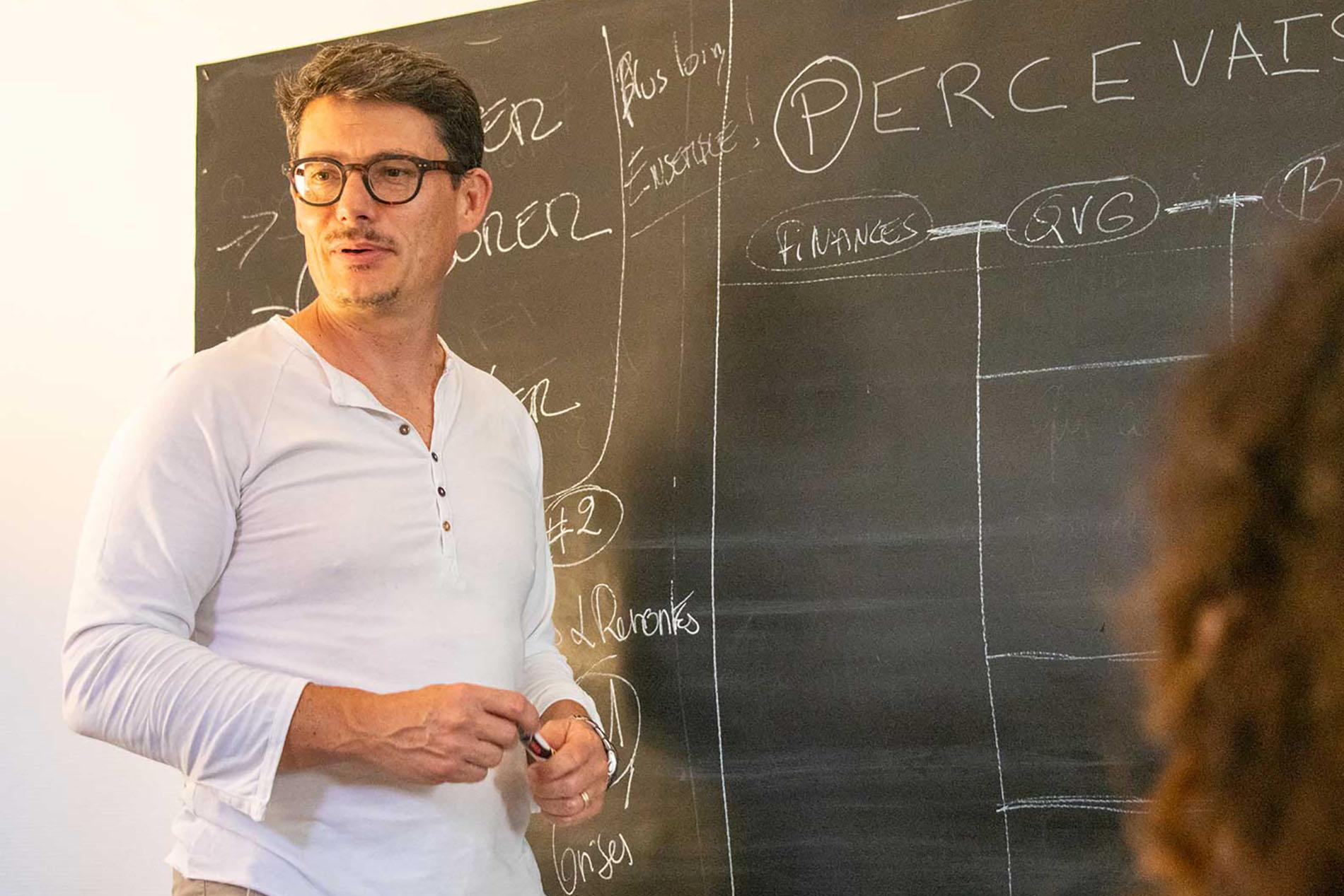 PERCEVAIS® Manager inspirant qui allie humanisme, agilité et modernité